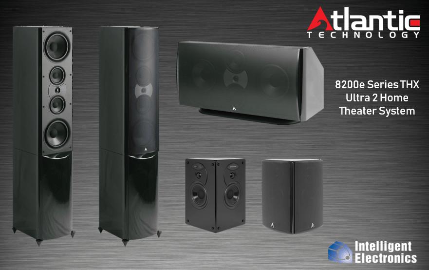 Atlantic Technology 8200e Series