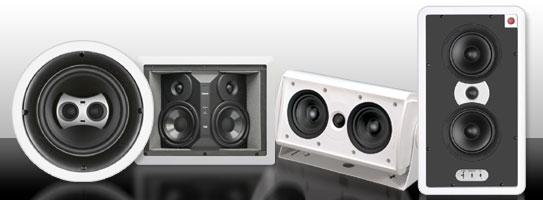 Atlantic Technology Inwall and On-wall Speakers
