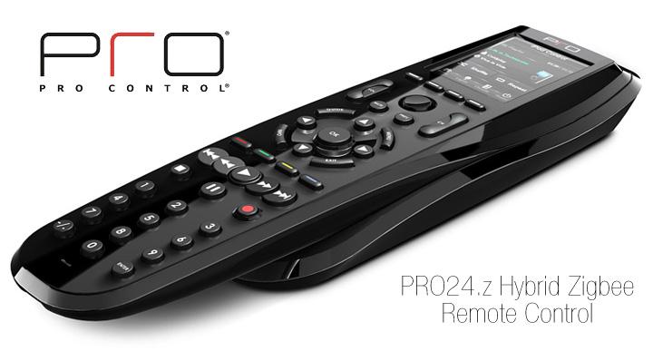 Pro Control 24.z hybrid Zigbee