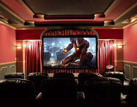 Raleigh Home Theaters Home Theater Design Sales Install