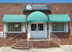 Intelligent Electronics Raleigh Showroom and Home Theater Store