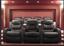 Pallister Home Theater Seating