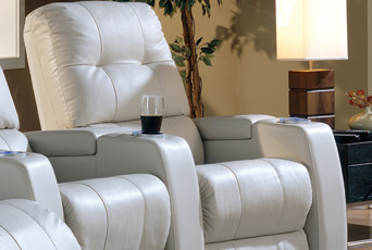 Palliser Home Theater Seating - Palliser
