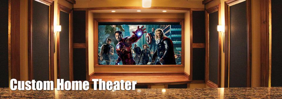 Custom Home Theaters