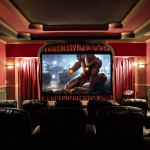 20 Seat Home Theater