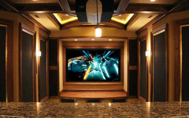 Home Theater Screen Portfolio