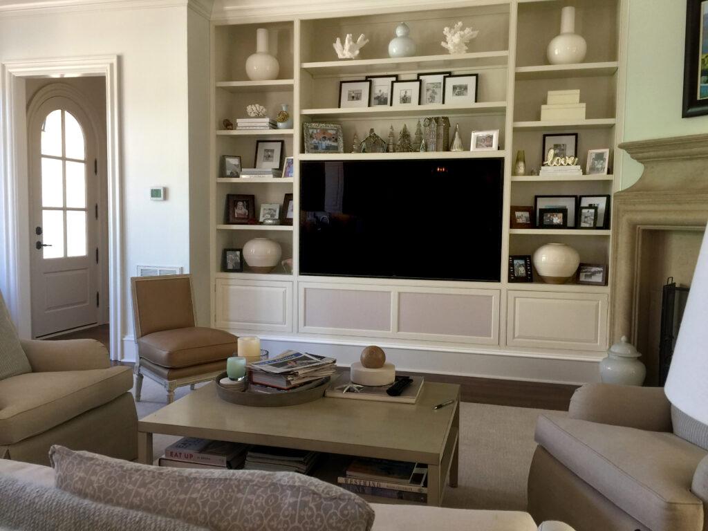 Media Room installation Intelligent Electronics