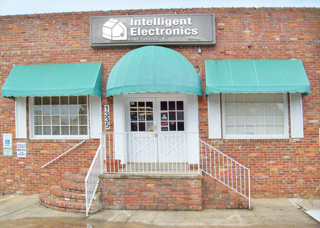 Intelligent Electronics Raleigh Cary Storefront