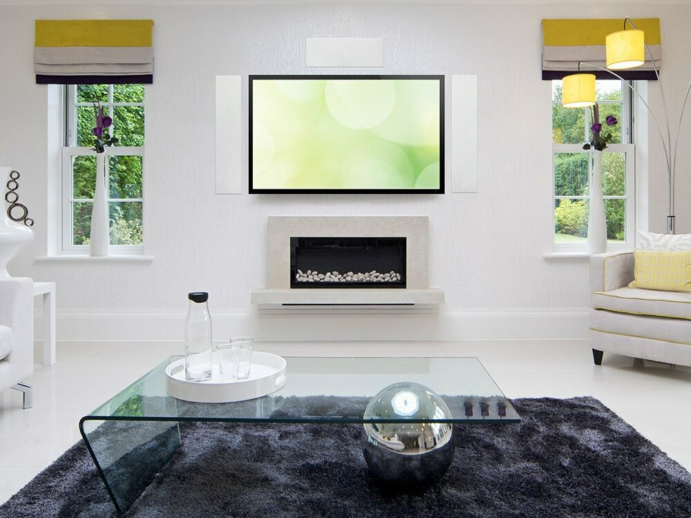 Whole House Audio Video In-wall Speakers