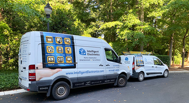 Intelligent Electronics Vans